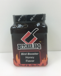 Butcher BBQ Bird Booster Honey Injection 12oz LARGE