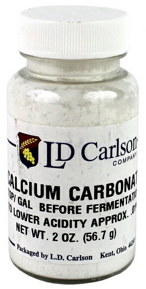 Calcium Carbonate 2oz.