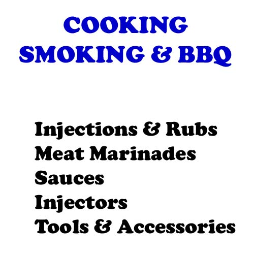 Cooking, Smoking, BBQ