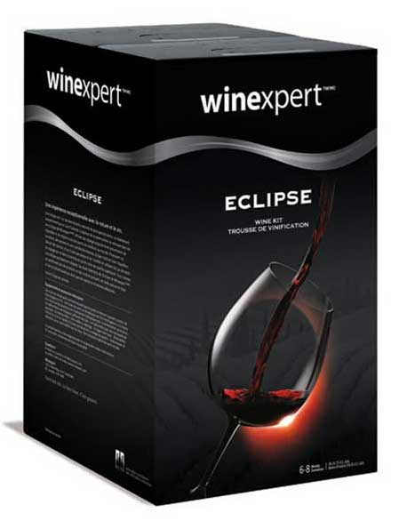 Eclipse Lodi Old Vine Zinfandel w/ Grape Skins 18L Wine Ingredient Kit