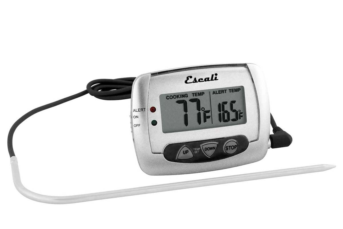 Escali Digital Probe Thermometer DH2
