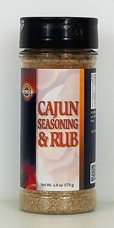 Excalibur Cajun Seasoning 6oz THUMBNAIL
