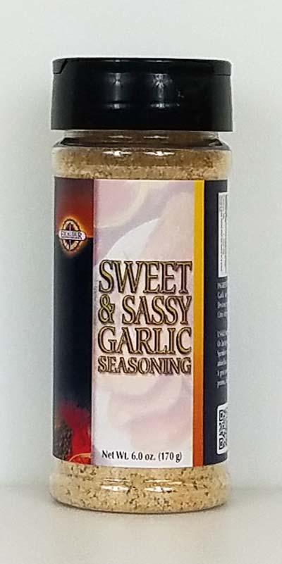 Excalibur Sweet & Sassy Garlic Pepper Seasoning 6oz_THUMBNAIL