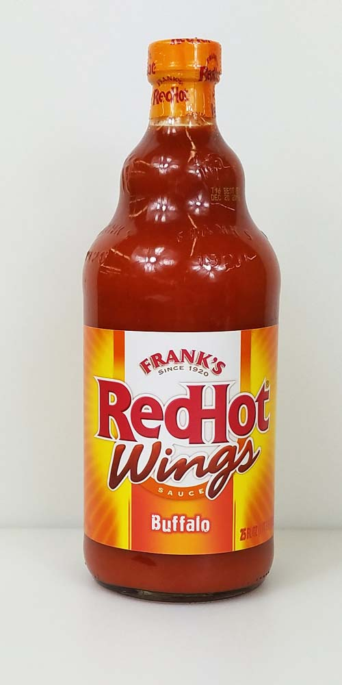 Frank's Red Hot Buffalo Wing Sauce