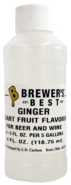 Ginger Flavoring LARGE