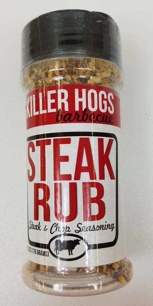 Killer Hogs Steak and Chop Seasoning LARGE