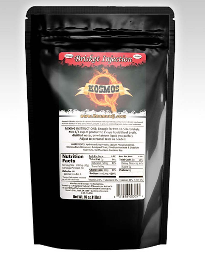 Kosmos Q Original Beef Brisket Injection
