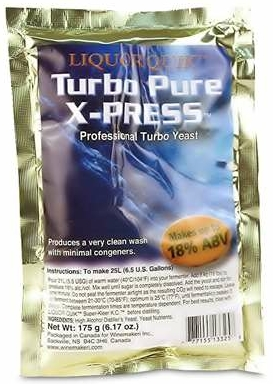 LQ Turbo Yeast Pure X-press 175 Grams