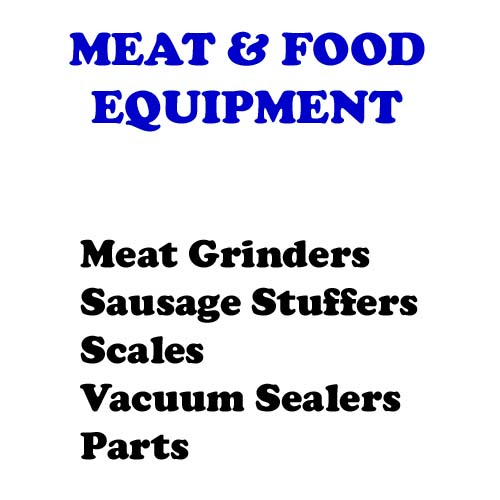 Meat & Food Equipment