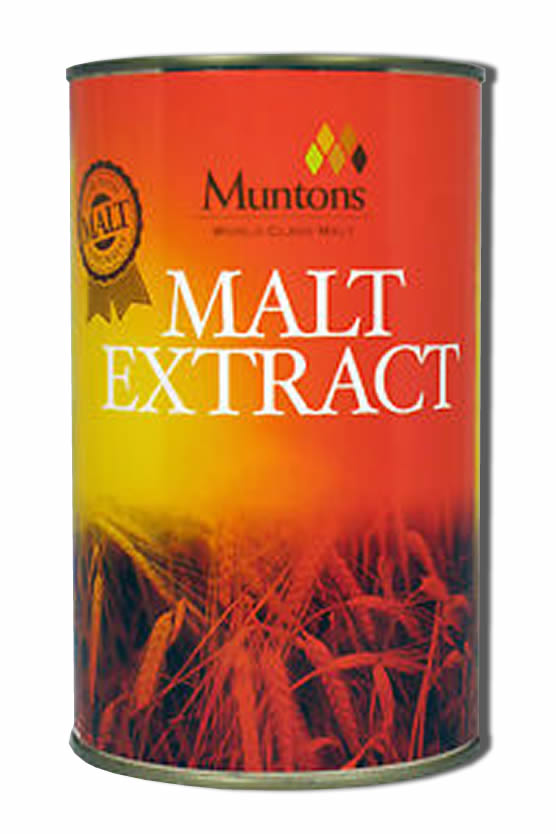 Muntons Liquid Malt Extract, Plain Extra Light