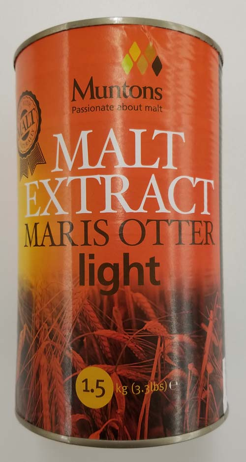 Muntons Liquid Malt Extract, Marris Otter