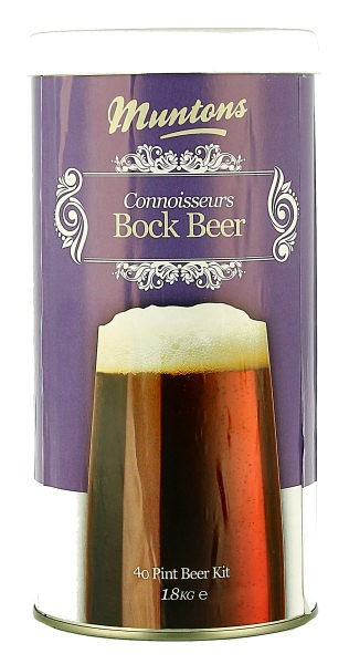 Muntons Liquid Malt Extract Kit, Connoissuer Bock Bier