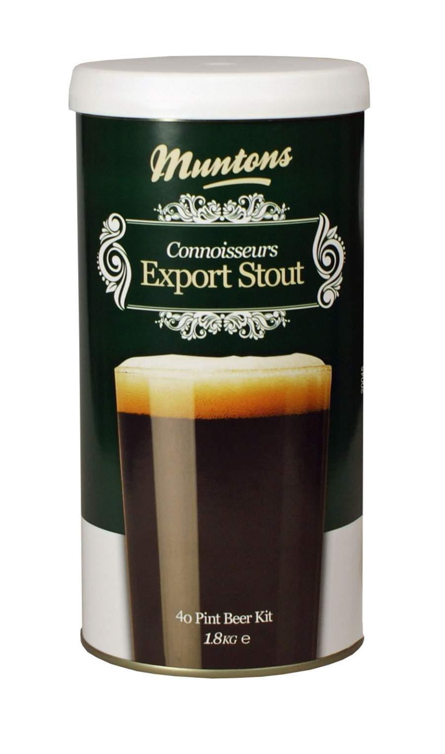Muntons Liquid Malt Extract Kit, Connoissuer Export Stout_THUMBNAIL