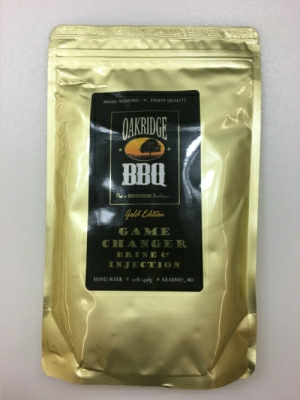 Oakridge BBQ Game Changer All Purpose Brine 1.1 LB THUMBNAIL