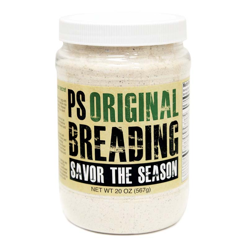 PS Seasonings Original Breading Mix