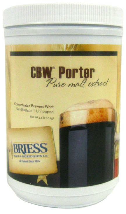 Briess Liquid Malt Extract, Porter