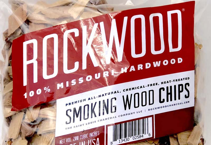 Rockwood Pecan Wood Chips LARGE