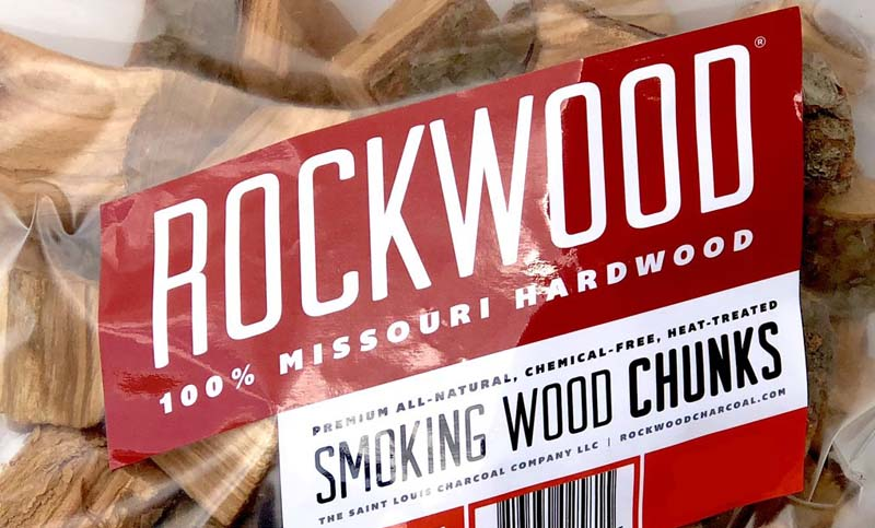 Rockwood Hickory Wood Chunks
