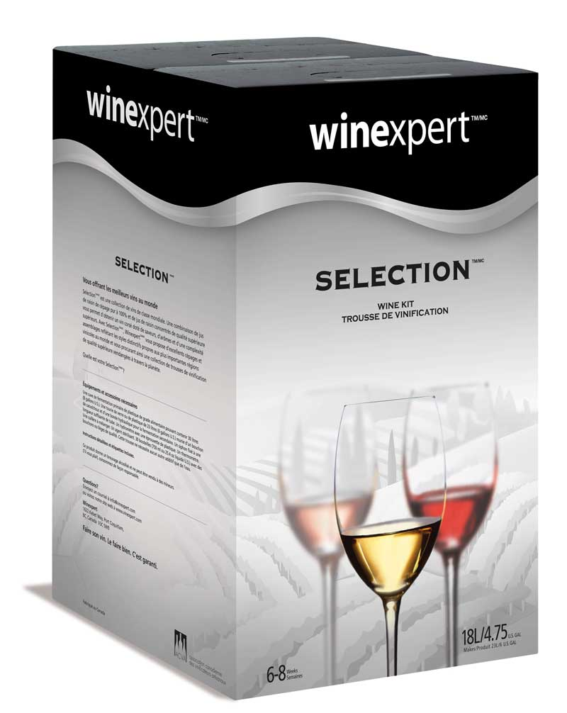 Selection German Mueller-Thurgau Wine Ingredient Kit_LARGE