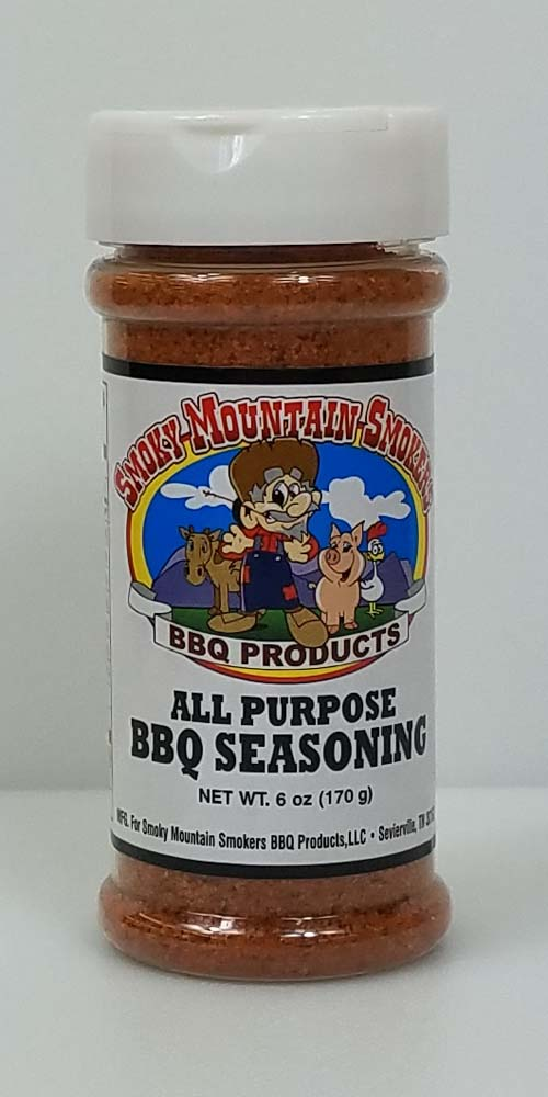 Smoky Mountain Smokers BBQ Rub