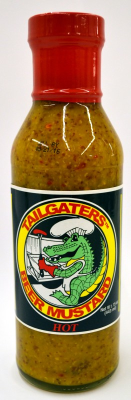 Tailgater's Hot Beer Mustard THUMBNAIL