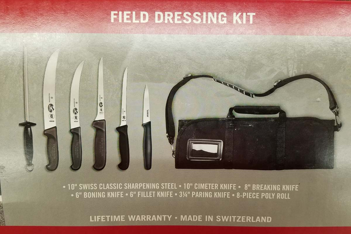 Victorinox 7 Piece Field Dressing Kit