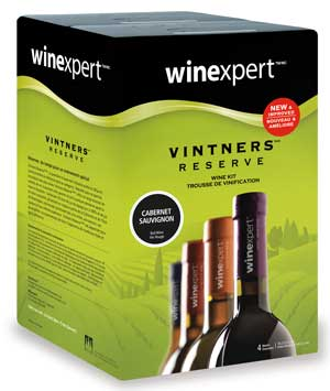 Vintners Reserve Shiraz 10 Litre Wine Ingredient Kit