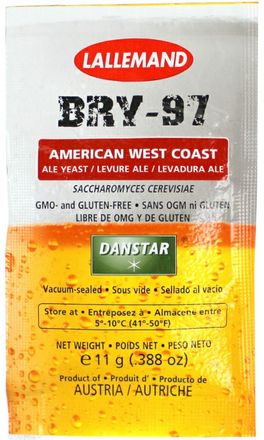 Lallemand Windsor Dry Ale Yeast 11 Grams