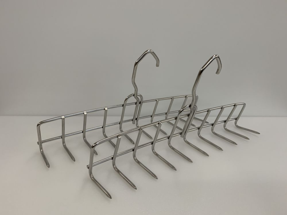 Stainless Steel Bacon Hanger THUMBNAIL