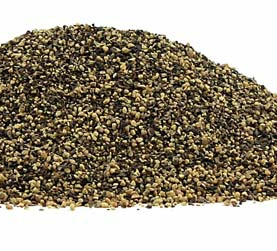 Pepper, Black Coarse (10 Mesh) Butcher Grind 1 LB