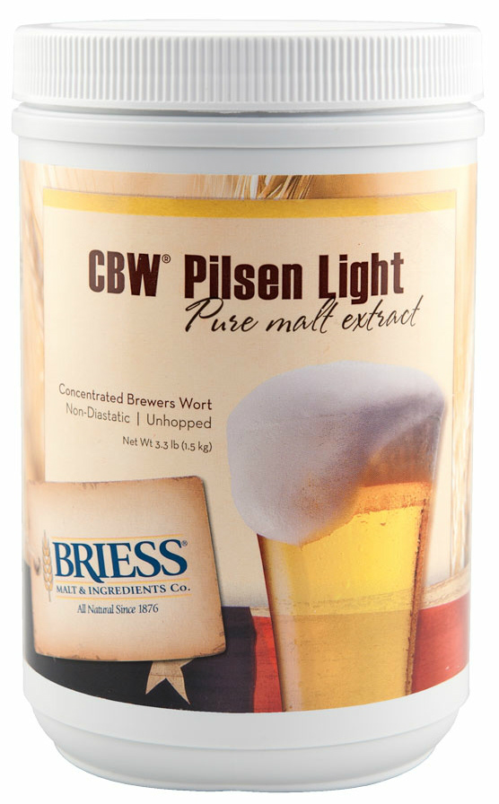 Briess Liquid Malt Extract, Pilsen