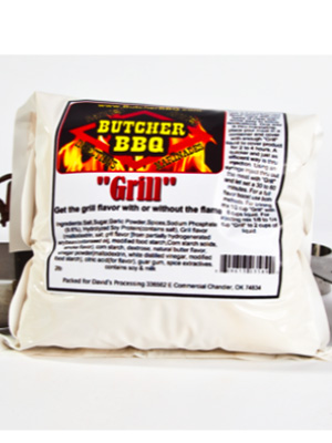 Butcher BBQ Grill Seasoning Injection/ Marinade 1 LB