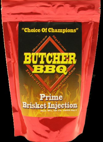 Butcher BBQ Original Brisket Injection 1 LB