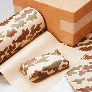 Camo Freezer paper