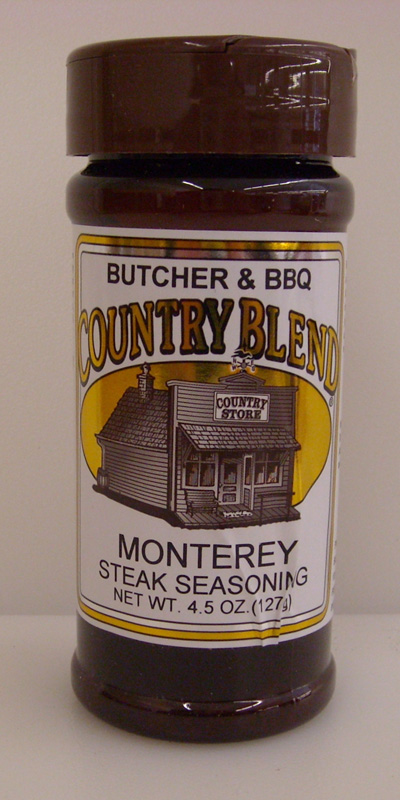 Country Blend Monterey Steak 4.5oz