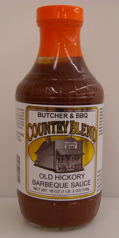 Country Blend Old Hickory Barbecue Sauce