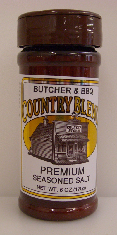 Country Blend Seasoning Salt 6oz