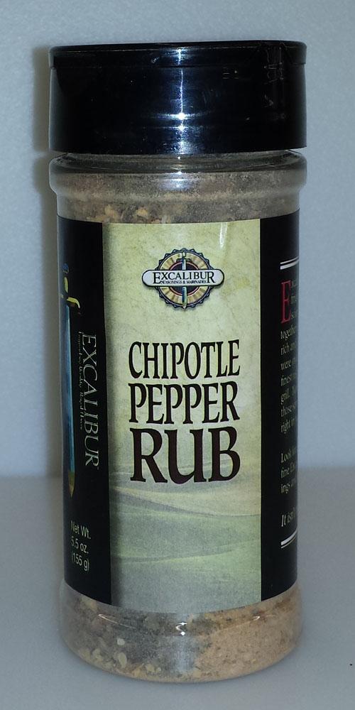 Excalibur Chipotle Pepper 5.5oz