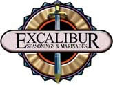 "Excalibur ""The Sauce"" Authentic Steakhouse 12 Ounce"