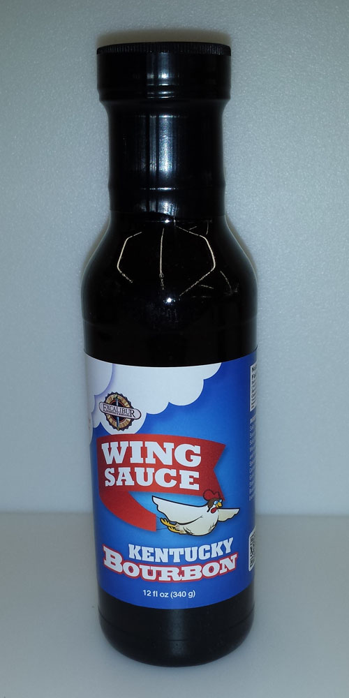 Excalibur Wing Sauce Kentucky Bourbon 12oz