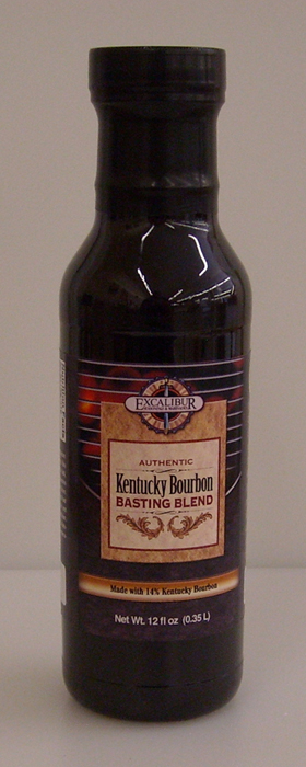 Excalibur Kentucky Bourbon Basting Blend 12 Ounce