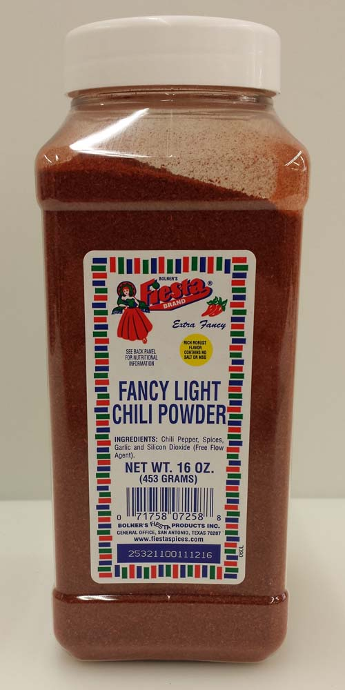 Fiesta Spice Chili Powder 16 Ounce