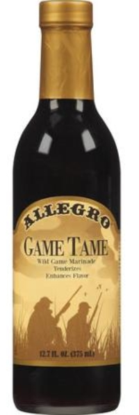 Allegro Game Tame Wild Game Marinade