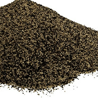 Pepper, Ground Black Regular Grind 35 Mesh 1 LB