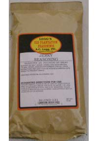 AC Leggs Old Plantation Jerky Seasoning