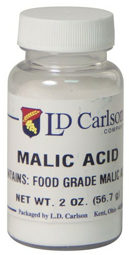 Malic Acid 2oz.