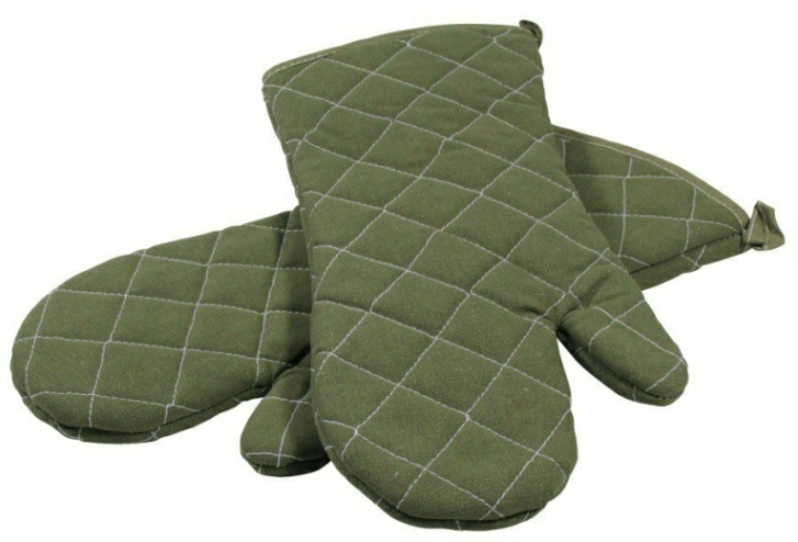 Oven Mitts, Flame Retardant