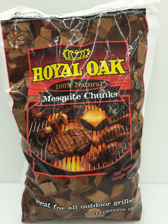 Royal Oak Mesquite Chunks THUMBNAIL
