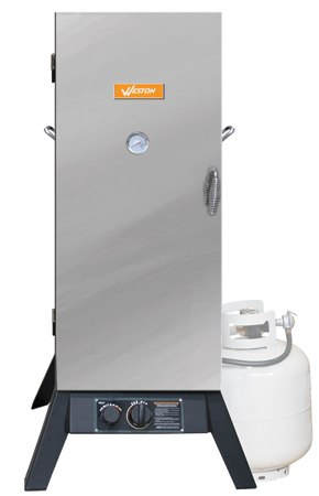 Propane Gas Smoker LARGE