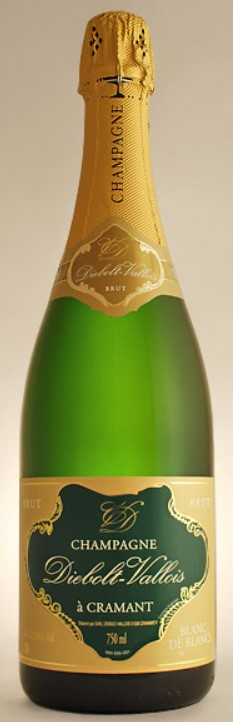 Wine Image: Champagne Diebolt-Vallois Blanc des Blancs (HALF BOTTLE : 375ml) MAIN